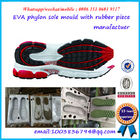 2 Colors Shoe Sole Mold Rubber Dip High Strength Long Working Life