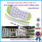 Professional Outsole Mold Customized Design 25 - 49 Size Range